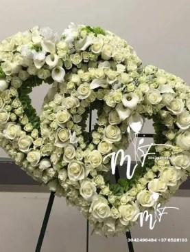 MUNDO DE FLORES Fúnebre F001