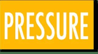 pressure control