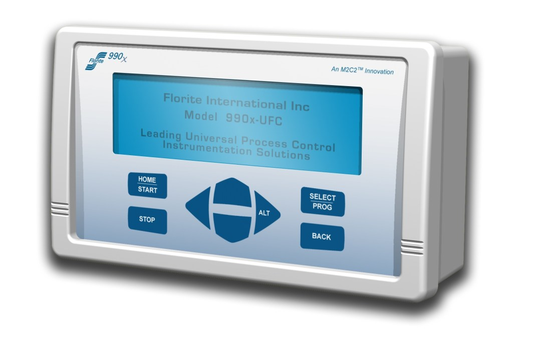 Thermal Mass Flow Meter Four-Channel Power Supply, Readout and Set-Point Controller