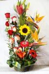 Arreglo de flores, florerías en Pachuca, Envío de flores a domicilio Tijuana