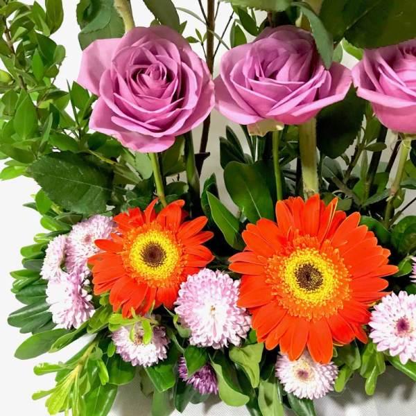 Complicidad. Arreglo de flores - Florerías en Tijuana, Arreglos Florales Tijuana