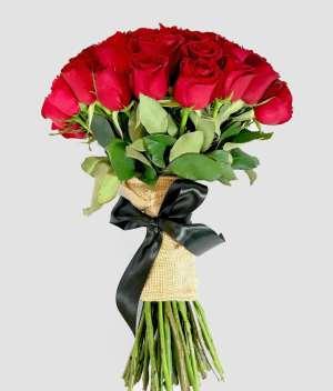 amo de rosas rojas - Florerías en Tijuana, envío de flores a domicilio en Tijuana, bouquet de rosas rojas