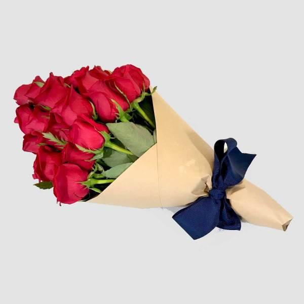 24 secretos - Ramo de rosas rojas - Florerías en Tijuana, Arreglos Florales Tijuana