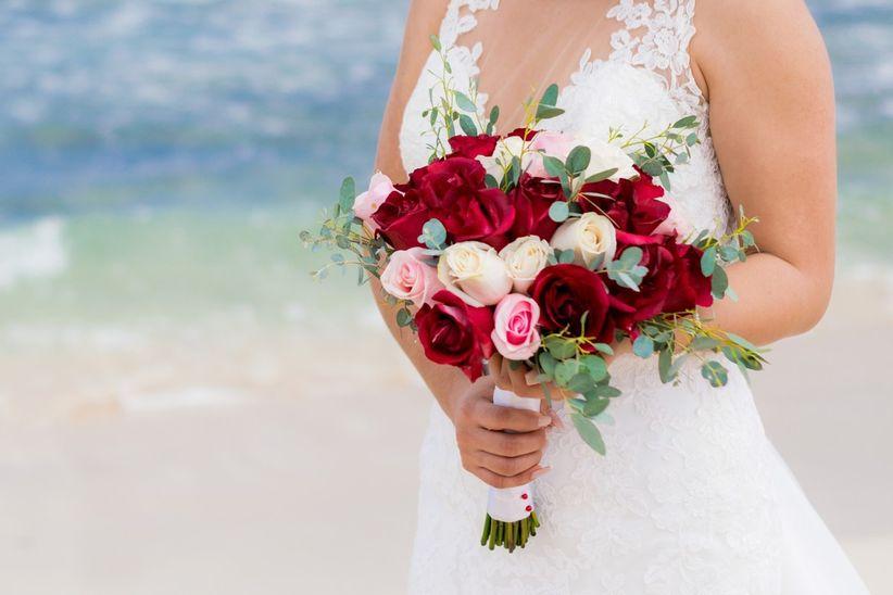 ramos de flores para tu boda