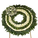 Corona fúnebre en Tijuana - Florerías en Tijuana