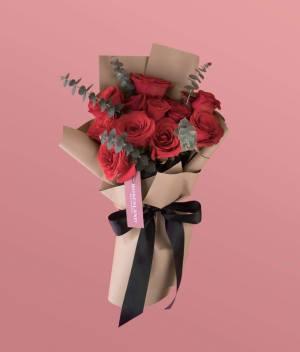 Ramo de rosas | Envía flores a domicilio en Tijuana | Envío de flores a domicilio Tijuana