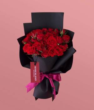 Ramo de rosas| Florerías en Tijuana| Envía flores a domicilio en Tijuana