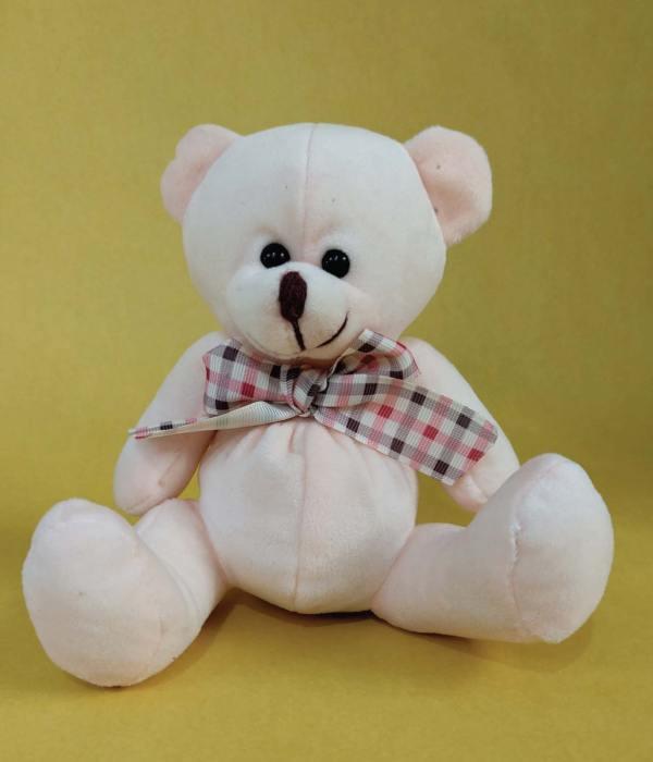 Mini oso baby pink - Peluche oso