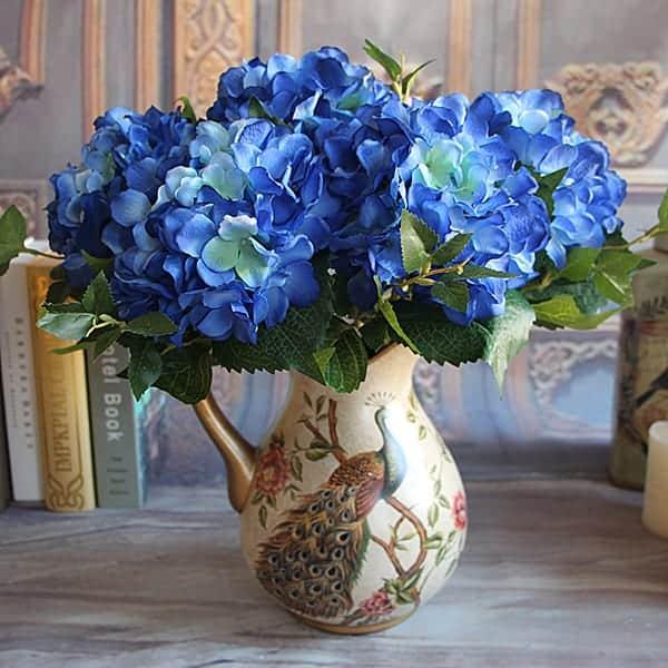 hortensias para la escuela flores a domicilio