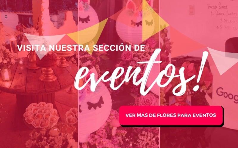 Arreglos florales para eventos - Florerías en Pachuca