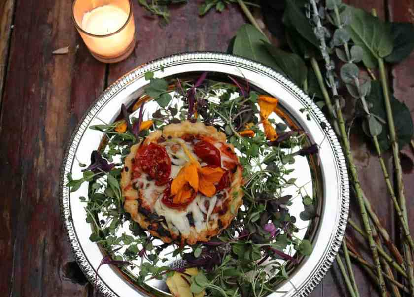 Mighty Vine Tomato Tart   Photo courtesy of Lexi Holden