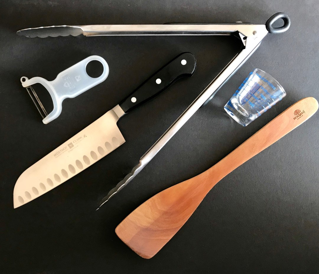 My Top 5 Cooking Tools