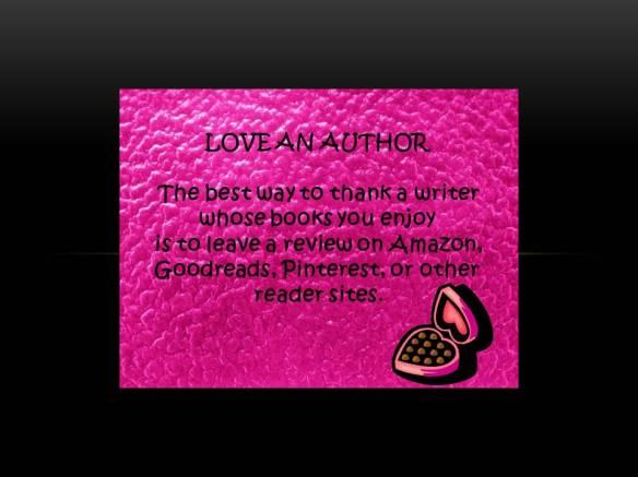 LoveanAuthorblackbackgrnd