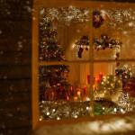 Tuesday Tales: Writing Christmas Window
