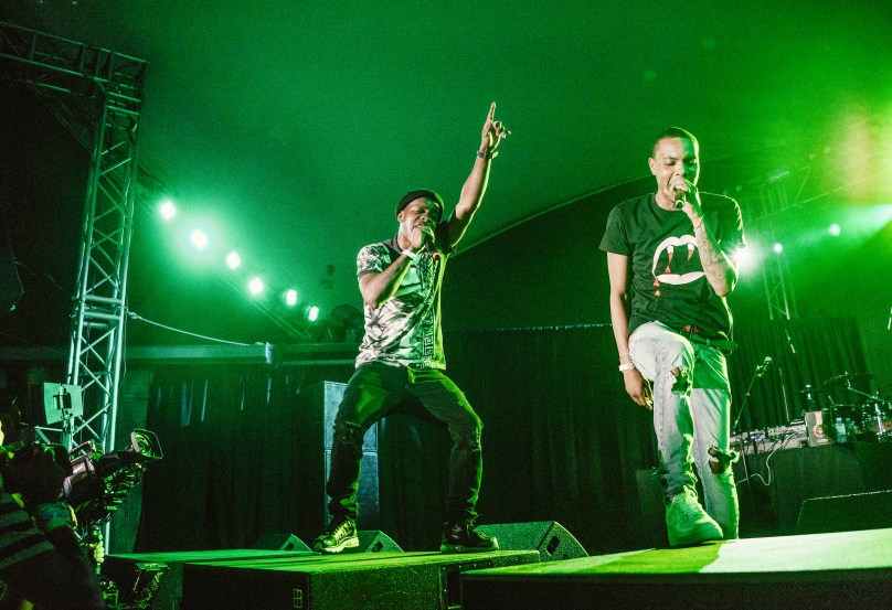G Herbo Performs At Mass Appeal's Live At The BBQ – SXSW Takeover Day 2