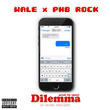 Wale - Dilema Cover Art - floss magazine