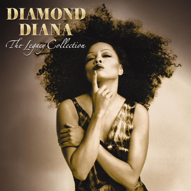 Diana Ross Drops 'Diamond Diana: The Legacy Collection'