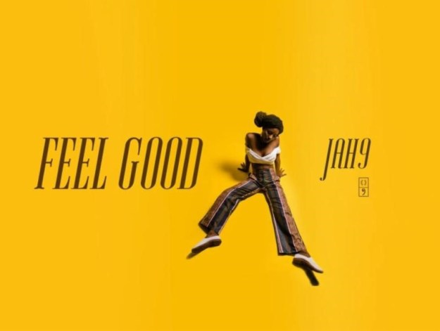 "JAH9 Drops New Single ""FEEL GOOD"" (Reggae) Check it Out Here!"