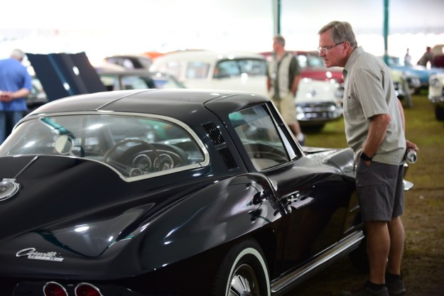 Saratoga Auto Auction Pics + Raised $150,000+ Driving Safety & Education Programs