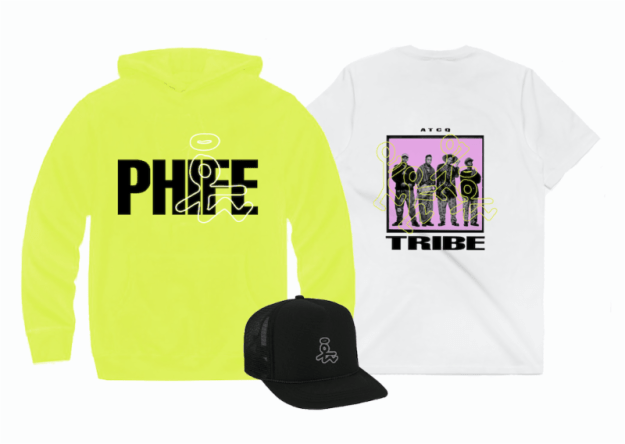 A Tribe Called Quest & The Thread Shop Release Exclusive Fashion + Ornament