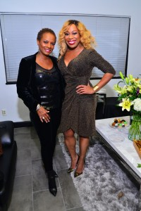 Vanessa Bell Calloway & More at Black Women Film Network Holiday Party – Pics Here!