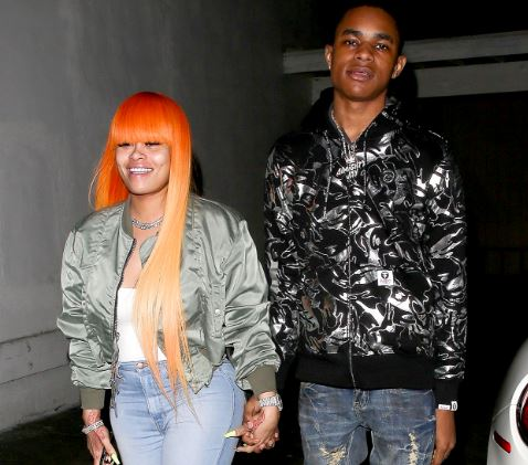 Blac Chyna's 18 year-old Boyfriend Says They Met on Christian Mingle – See Video Here!
