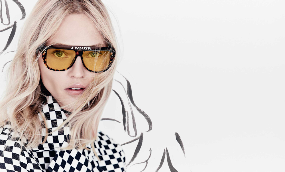 """b609dc5d6317a Christian Dior Spring 2018 """"DiorClub2"""" and """"DiorClub3"""" Sunglasses – See The  Collection Here! – Floss Magazine"""