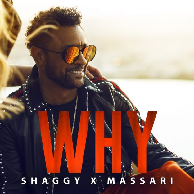 "Shaggy Releases New Single ""Why"" Ft. Massari – Watch Lyric Video Here!"