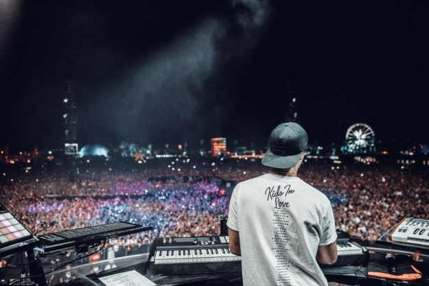 KYGO Brings Out Jamie Foxx, Rita Ora , Ryan Tedder and More at Coachella – Pics & Details Here!