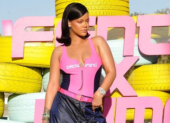 Rihanna's Fenty by PUMA Launch Party – Pics Here!