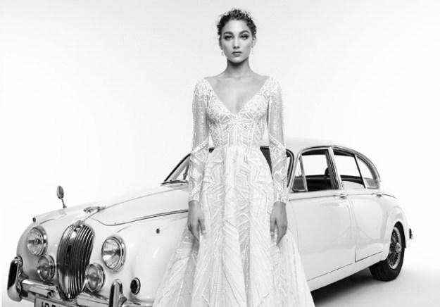 Zuhair Murad Spring 2019 Bridal Collection – Photos Here!