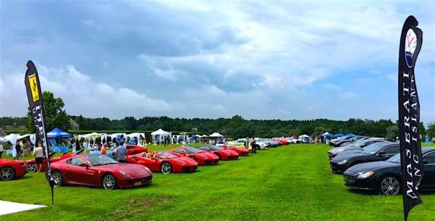 Ferrari & Maserati of Long Island Charity Brunch at Private Bridgehampton Estate – Pics + Details Here!