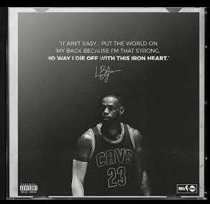 """6d3cb8cdf LeBron James   Kevin Durant s Collabo Song """"It Ain t Easy"""" Leaked – Listen  Here!"""