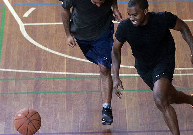 Kanye West Reveals His New Yeezy Basketball Sneakers – Details Here!