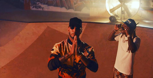 Swizz Beatz Drops Video for New Single 'Pistol on My Side' ft. Lil Wayne – Watch Here!