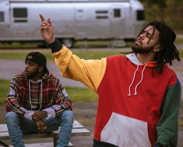 "Watch 6LACK's Video for ""Pretty Little Fears"" ft. J. Cole"