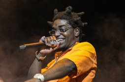 Kodak Black Secretly Donates Money to Slain Officer's Family
