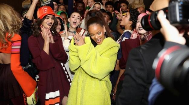 Rihanna & Puma Face Copyright Infringement Lawsuit – Details Here!
