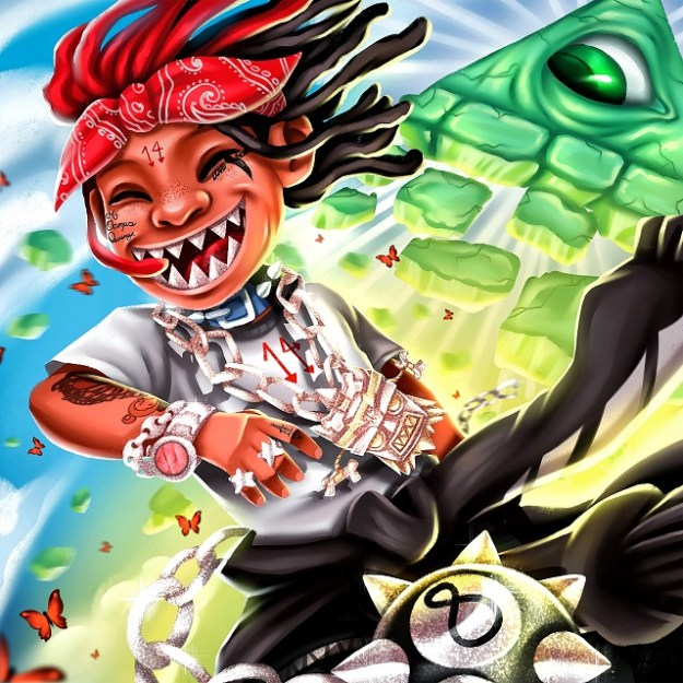 "Trippie Redd Drops Third Installment of His ""A Love Letter"" Mixtape Series – Stream Here!"