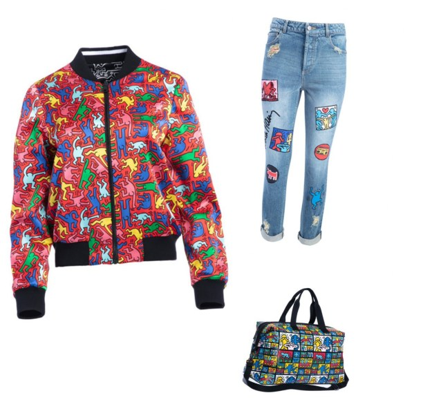 Keith Haring X AO Reveal New Capsule Collection – Photos Here!