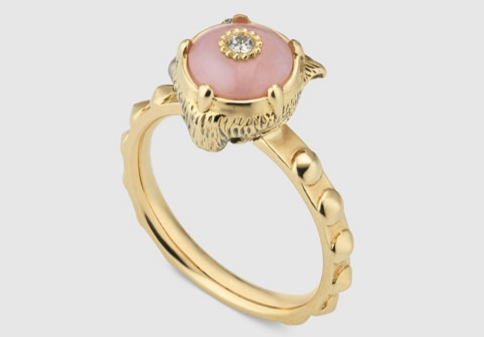 "Gucci Reveals its ""Le Marché des Merveilles"" Jewelry Collection"
