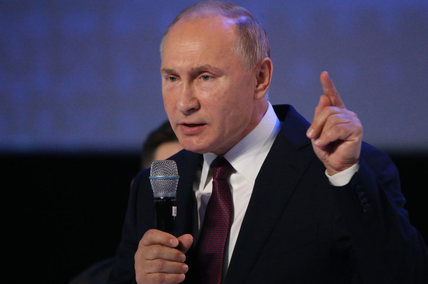 "Vladimir Putin Says Rap Should Be ""Controlled"" In Russia – Details Here!"