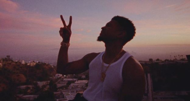 "Usher Releases Video for Song ""Peace Sign"" – Watch Here!"