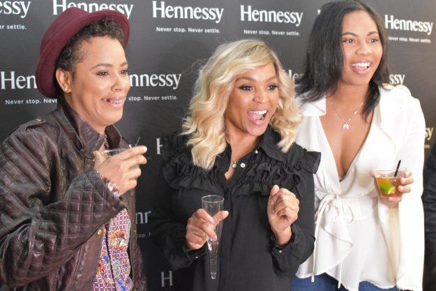 Photos VIP's Attend Grand Opening of Gocha's Breakfast Bar in Atlanta