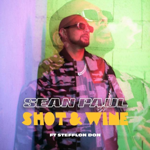 Sean Paul Drops New Single ft. Stefflon Don