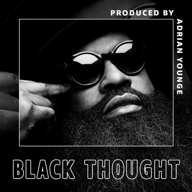 "Black Thought Releases Amazon Original ""Noir"" – Produced By Adrian Younge For Amazon Music's ""Produced By Series"