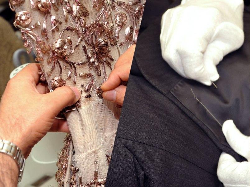 Fine hand laundering - european tailoring
