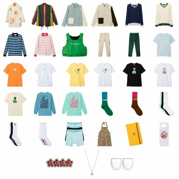 Tyler, The Creator Releases Select New Items from GOLF 2018/2019 Winter Collection