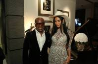 LEFT TO RIGHT: L.A. REID, NICOLE SCHERZINGER