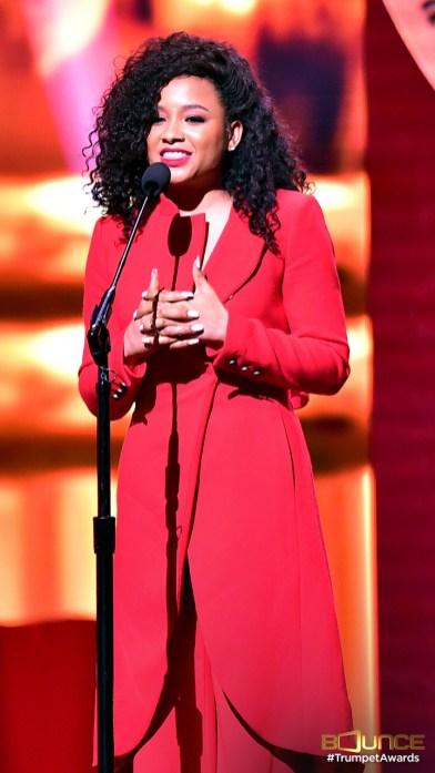 Rhyon Brown Presenter